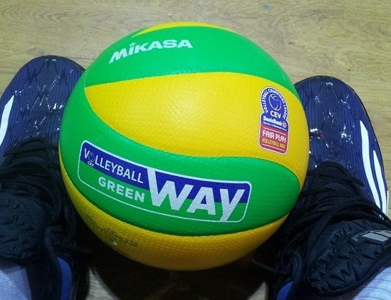 CL - Volleyball 2014