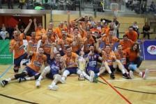 ACH Volley Ljubljana - MEVZA-Champion