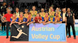 VOLLEYBALL - Austrian Volley Cup, FInal Four